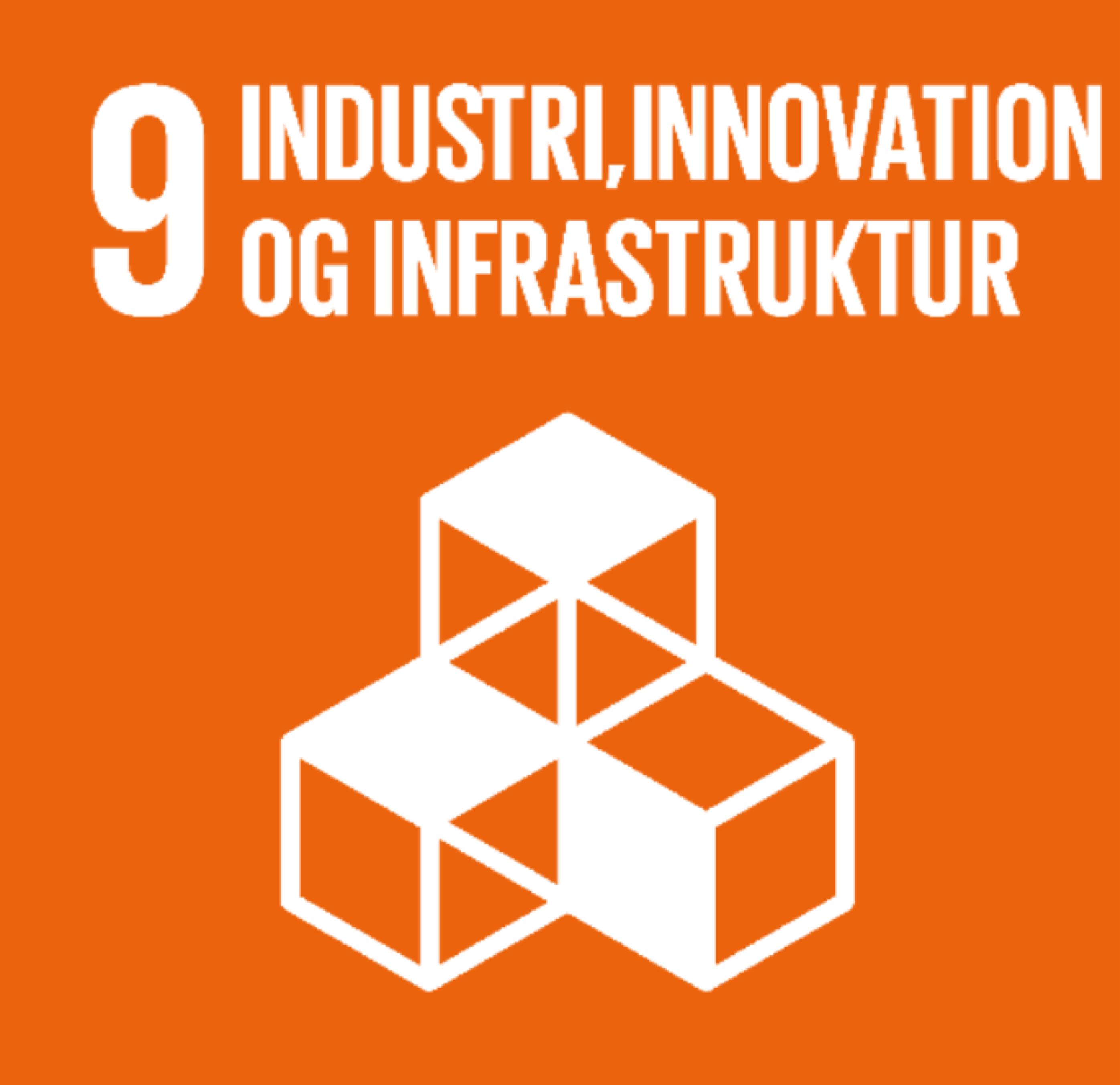 Industri, innovation og infrastruktur
