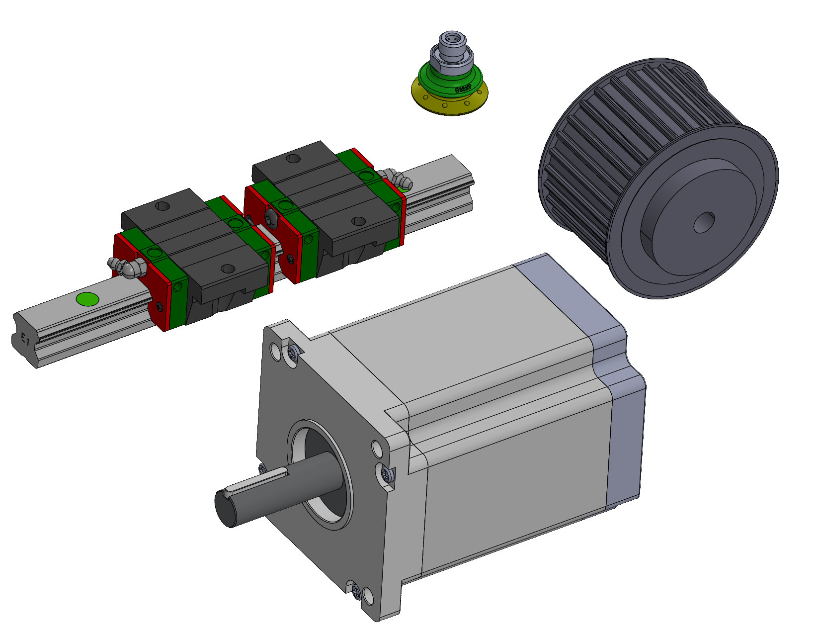 Download 3D CAD filer