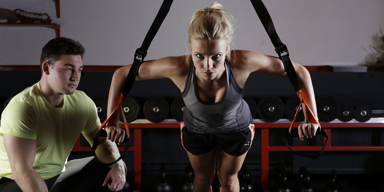 Fitnessmaskiner og motionsmaskiner