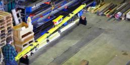 Magneter til robotgribere, kraner og gaffeltrucks.