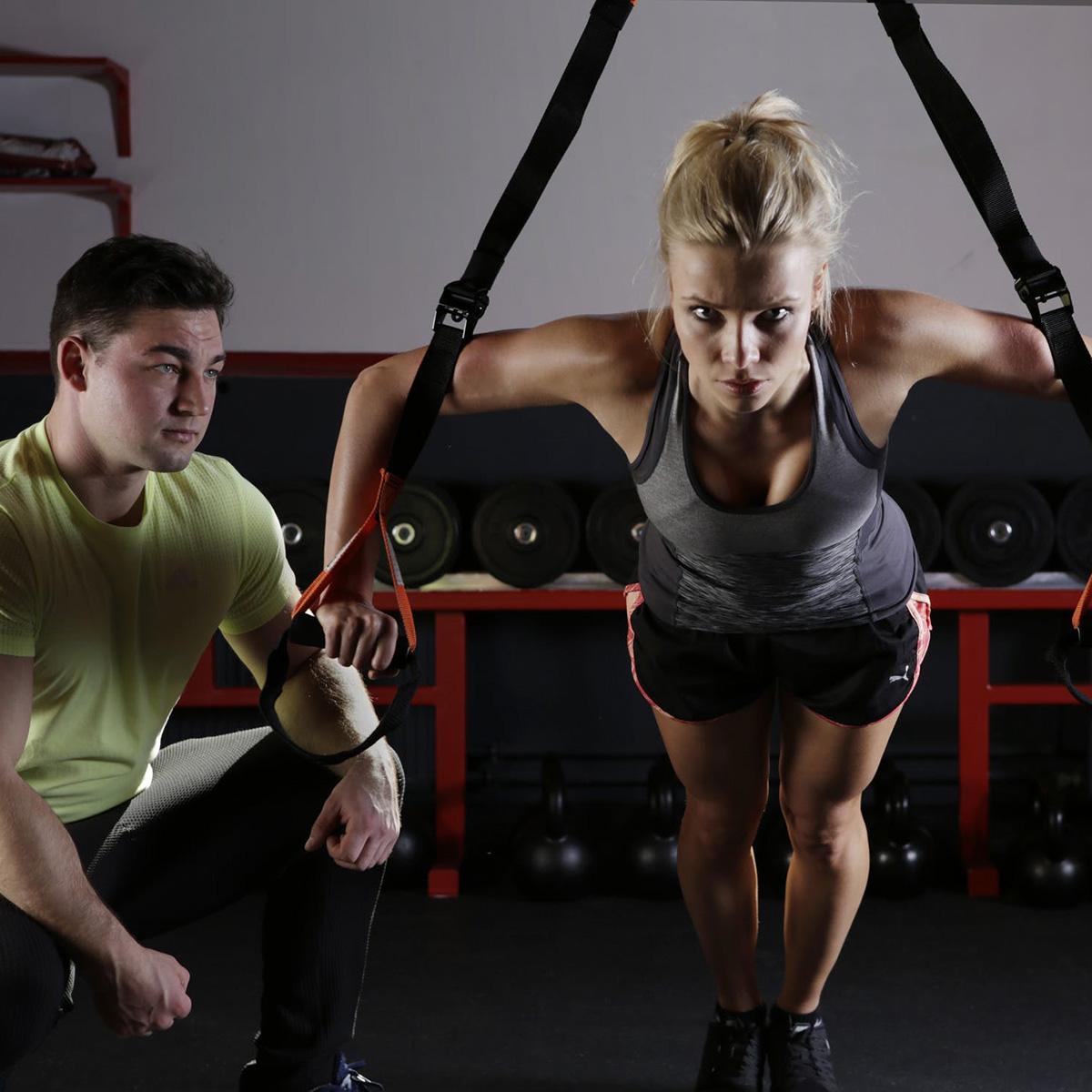 Motionsmaskiner og fitnessmaskiner