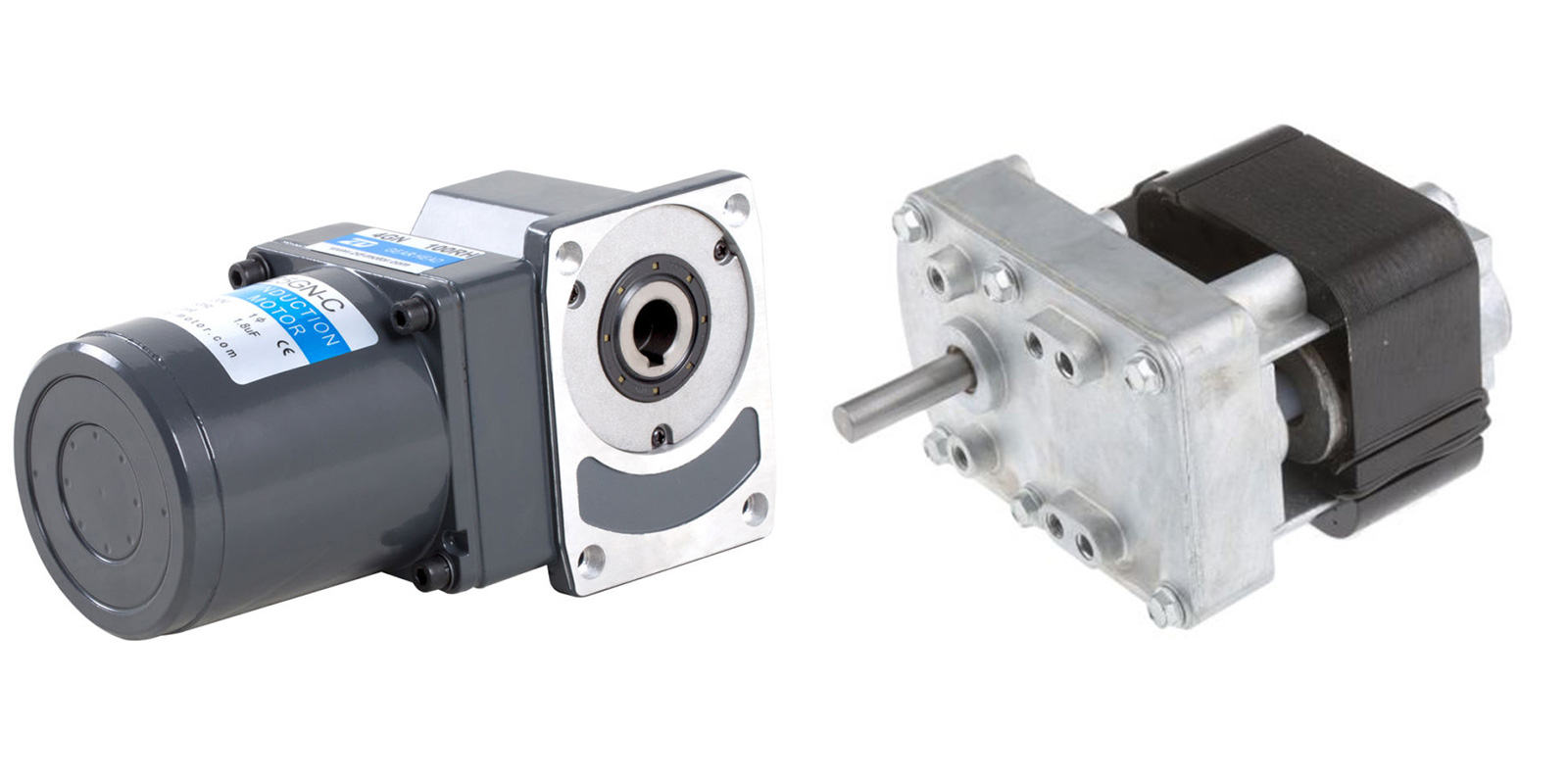 Motor og gear