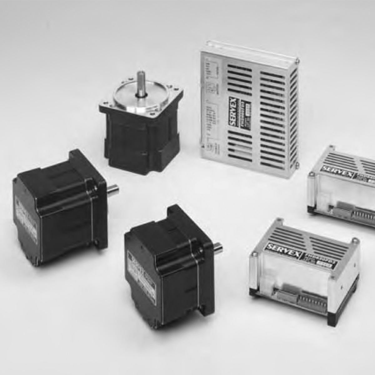 Nidec børsteløse DC-motorer