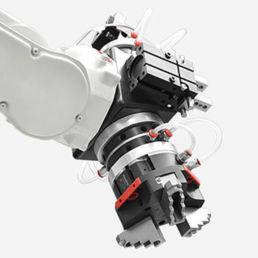 Pneumatiske robotgribere