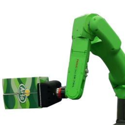 Vakuum robotgribere