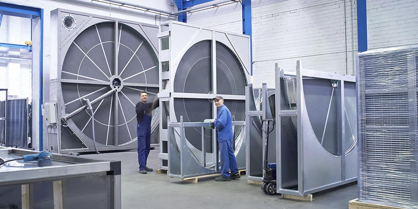 Reducering af støj og vibrationer i ventilationsanlæg